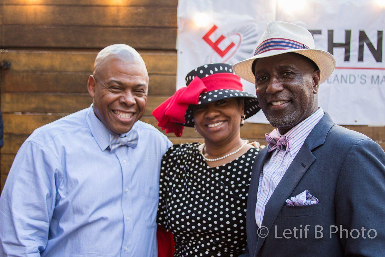 2017 Derby Day Dwayne Ellis_ Karen Amaker _ Leonard(1)